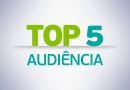 Top 5: programas de maior audiência em São Paulo de 10 a 16 de abril