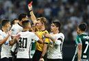 Jogo polêmico entre Corinthians e Palmeiras bate recorde na Globo