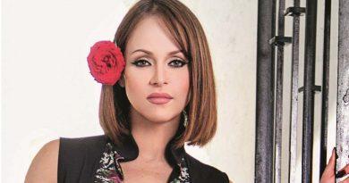 Gaby Spanic, A Usurpadora, vem ao Brasil na próxima semana para nova turnê