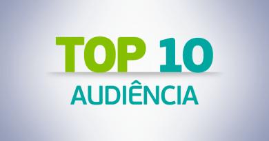 Painel Nacional de Televisão: Confira o TOP 10 de audiência entre 11/06 a 17/06