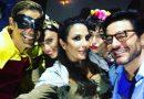 Ivete Sangalo reúne famosos para comemorar aniversário