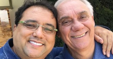 Marcelo Rezende se afasta de Geraldo Luís