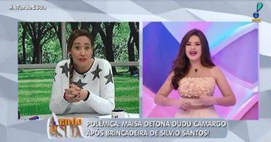 """Sonia Abrão detona Maisa Silva: """"Malcriada, arrogante e salto alto"""""""