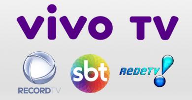 Exclusivo: Vivo TV cancela corte dos sinais de SBT, RecordTV e RedeTV! e avalia nova proposta