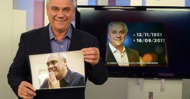 Corta pra ele: O eterno legado deixado pelo jornalista Marcelo Rezende