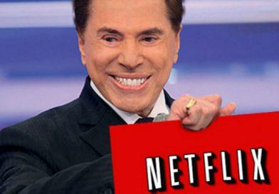 Silvio Santos vende espaço na programação do SBT para a Netflix