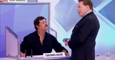 Vídeo com Carlinhos Aguiar mostra que o SBT só tem Silvio Santos na direção