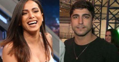 Anitta se casa com Thiago Magalhães em cartório, no Rio
