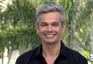 """Otaviano Costa se despede do """"Vídeo Show"""" em julho"""