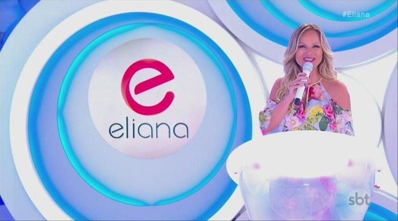 """""""Programa Eliana"""" derrota a Record e alcança 15 pontos de audiência neste domingo (15/07)"""