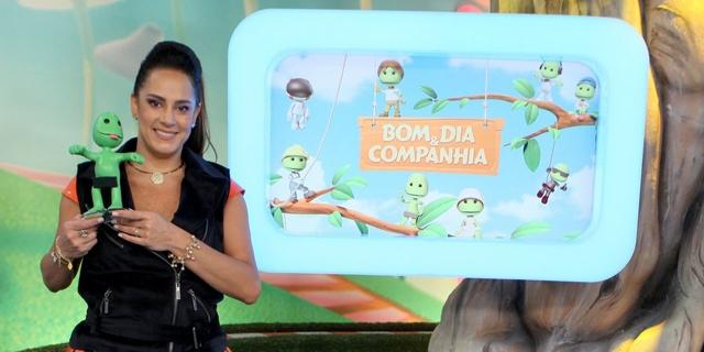 """Bom Dia E Cia: """"Bom Dia & Cia"""" Completa 25 Anos Nesta Quinta-feira (02/08"""