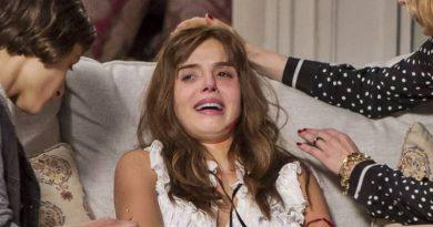 Segundo Sol: Rochelle se revolta com a notícia de que tem a Síndrome de Guillain-Barré