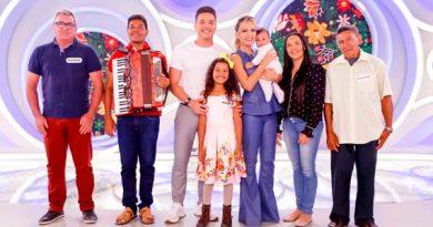 """Wesley Safadão é o convidado do """"Programa Eliana"""" deste domingo (23/09)"""