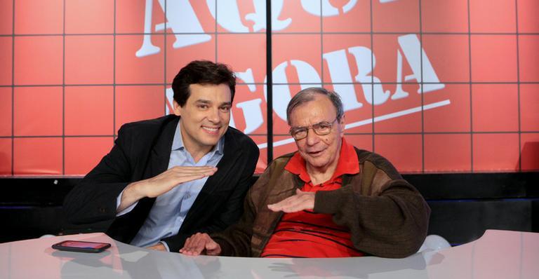 Morre, aos 78 anos, o jornalista Gil Gomes