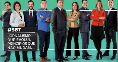Exclusivo: Mudanças radicais no jornalismo do SBT ficam para 2020 e emissora autoriza pequenas alterações em jornal no próximo ano