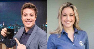 Fábio Porchat e Fernanda Gentil vão apresentar novo programa nas tardes da Globo