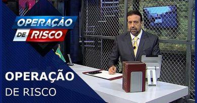 """""""Operação de Risco"""" ultrapassa a Record e bate recorde histórico de audiência"""