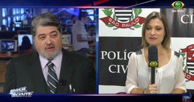 Repórter acusa José Luiz Datena de assédio sexual
