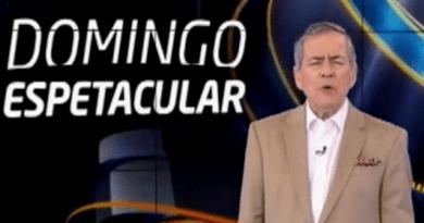 """Por Bolsonaro, Record TV pode romper contrato com Paulo Henrique Amorim – Emissora se pronuncia oficialmente sobre futuro de apresentador do """"Domingo Espetacular"""""""