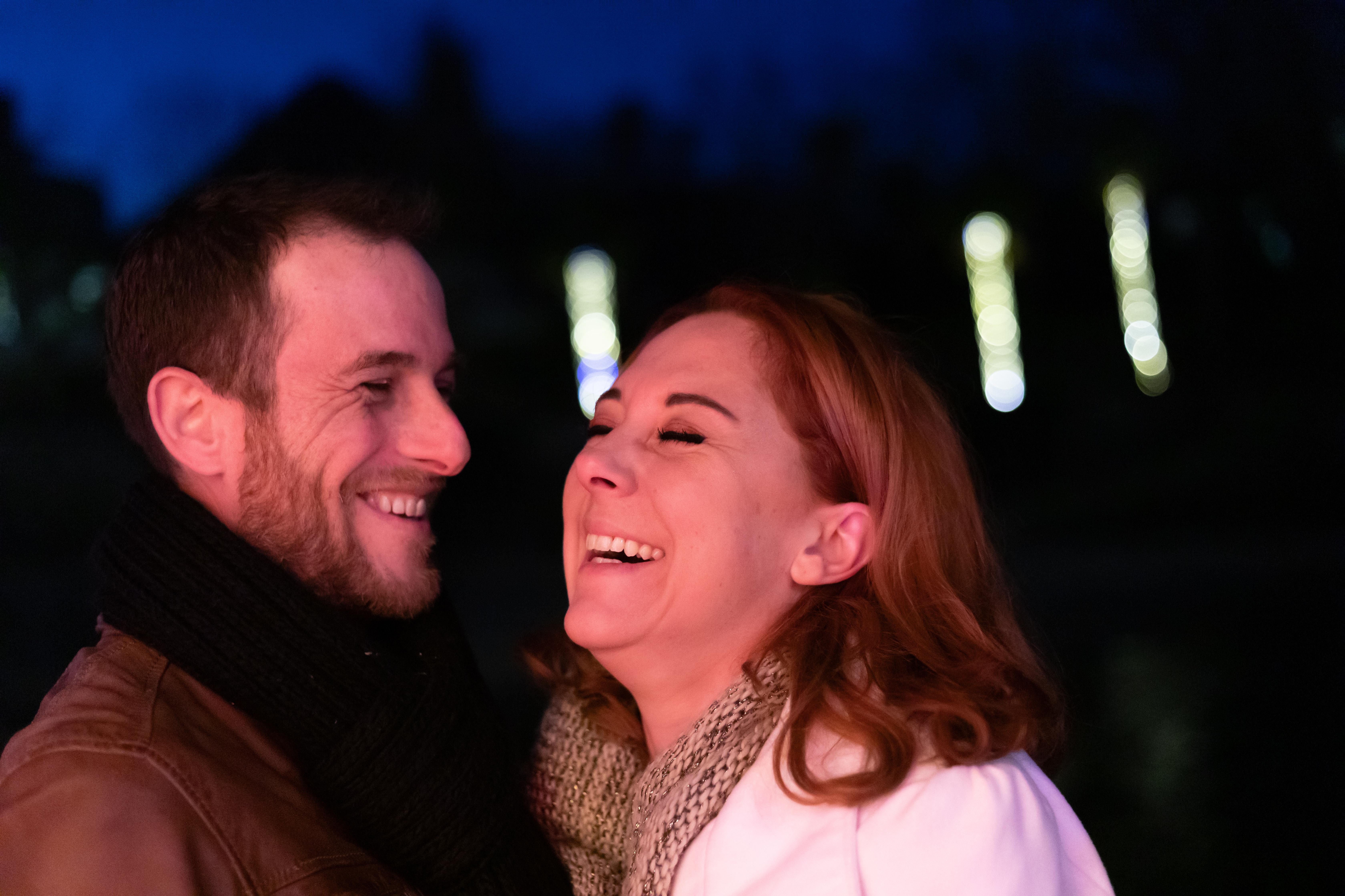 photo complicité couple Villeneuve-de-Marsan