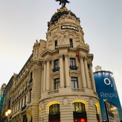 The BEST of Madrid – a weekend getaway.