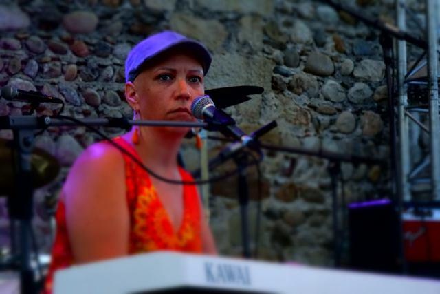 Matildy en ouverture du festival Les Pattes de Sanglier