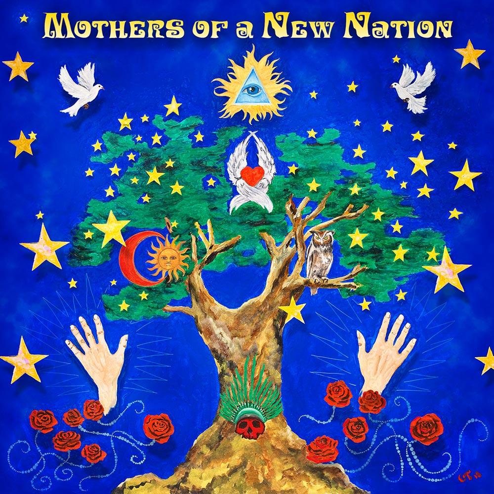 Chloé Trujillonous parle des Mères d'une nouvelle nation!