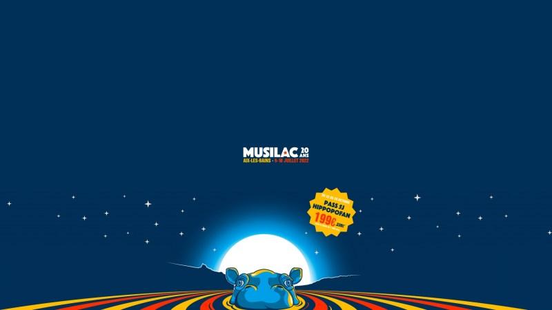 Festival Musilac 2022 : les 20 premiers noms