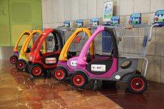 Carros para niños.