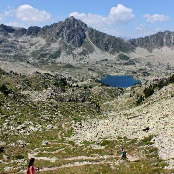 Senderismo Pirineos Tracens 13