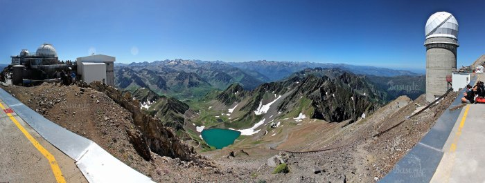 Basurde Pic Midi Panoramica