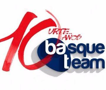 basque team 10 urte