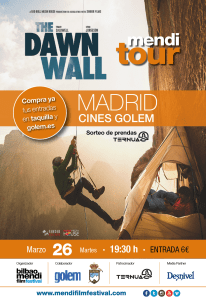 The Dawn Wall Madrid