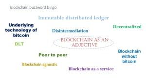 Blockchain bingo