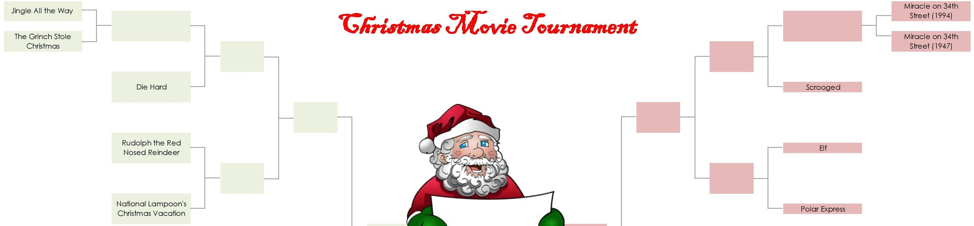BASYS Processing Christmas Movie Tournament header photo