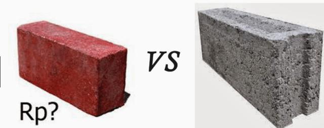 kelebihan-dan-kekurangan-batako-vs-bata-merah
