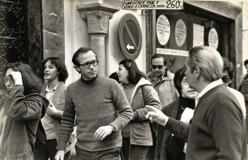 ECP  Visita 13.04.1980