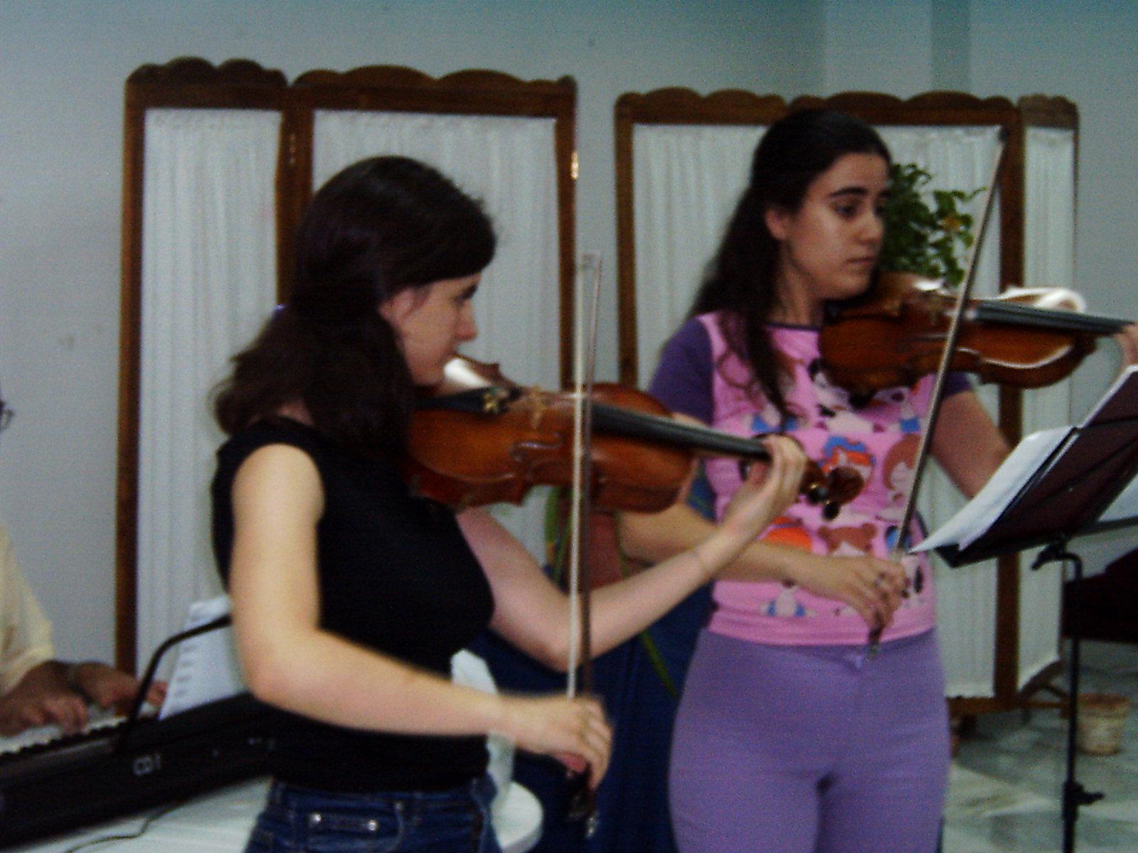 Solsticio de verano. Junio 2004
