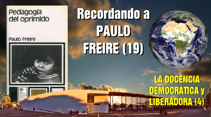 Paulo Friere 19. El profesor 4
