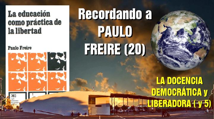 Paulo Friere 20. El profesor 5