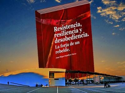 """Libro """"Resistencia, resiliencia y desobediencia"""""""