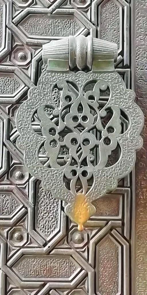 """Llamador de """"La Puerta del perdón"""""""