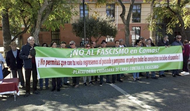 Plataforma Ciudadana de Camas Contra el Fascismo