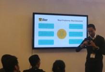 Gilkor, Teknologi Pengukur Tingkat Keramaian Pusat Belanja
