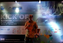 Pahami Teknologi Blockchain di CTI IT Infrastructure Summit 2018