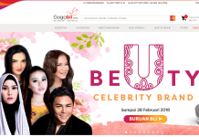 Gogobli Tawarkan Diskon 30% Harga Produk Kecantikan Artis