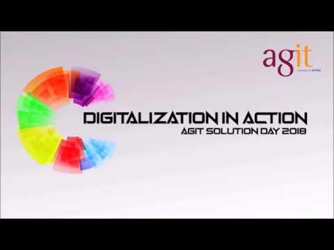 Begini Cara AGIT Merespons Era Transformasi Digital