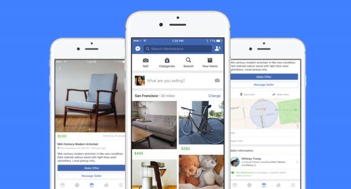 Facebook Marketplace Diramaikan oleh 700 Juta Orang per Bulan