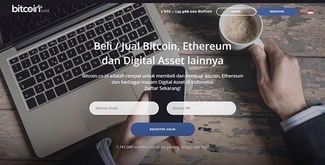 Bitcoin Indonesia Berganti Nama Menjadi Indodax