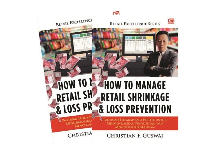 Strategi Mengendalikan Penyusutan Bisnis Ritel Menurut Christian F. Guswai